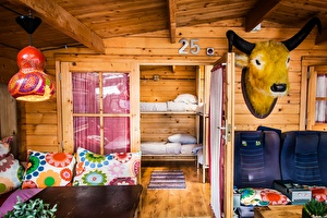 12 - person Chalet