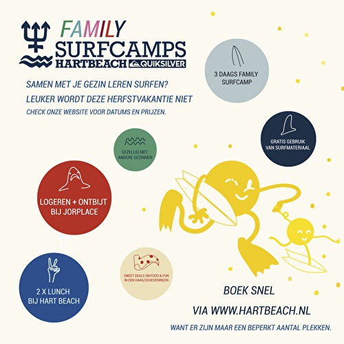 Family Surfcamps