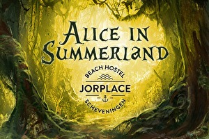 Alice in Summerland Party at Jorplace